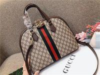 Wholesale bags for screen printing resale online - New Designer Women Shoulder Bag Crossbody Shell Bags Fashion Messenger Bag Female Leather Handbags High Quality Totes