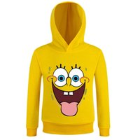koreanisches großes auge großhandel-Baby Langarm Kinderbekleidung Big Boy Cartoon Pullover Korean Edition Boy Big Eye Smiley Pullover BBFC-KHDYE