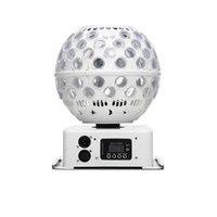 iluminação palco lanterna venda por atacado-50 W LEVOU Lanterna de Iluminação de Palco KTV DJ Bar Bola Mágica Luzes de Controle Remoto Lâmpada de Palco para o Partido Disco Decoração Do Feriado