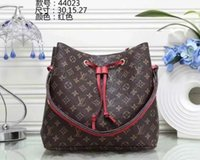 1ff2cecd06b8 LOUIS VUITTON SUPREME NEONOE old flower Draw bucket bag MICHAEL 0 KOR  shoulder bag clutch handbag classic women messenger package luxury  crossbody bags LV ...