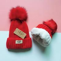 унисекс подарки на рождество оптовых-2019 Рождественский подарок для любителей зима мужская Марка мужчины мода вязаная шляпа классический спорт череп шапки женский повседневная открытый женщины 99232