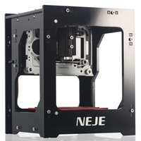 Wholesale machine engrave metal resale online - NEJE KZ mW nm AI Engraver Machine Wood Router Laser Cutting Printer Engraving Cutter