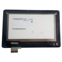 acer iconia digitizer بالجملة-الشحن مجانا! 1PC الأصل الجديدة شاشة LCD B101EW05 الجمعية محول الأرقام لشركة أيسر جهاز Iconia تبويب A511 10.1inch