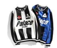 bordado deportes al por mayor-Clásico 2018, logotipo popular conjunto bordado chaqueta con capucha con capucha y sudaderas con capucha, ropa deportiva suelta para hombres y mujeres.
