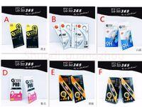 kutu filmleri toptan satış-Moda Perakende Kutusu Paketi Kağıt Kutusu Ekran Koruyucu Ambalaj Için 9 H Premium Temperli Cam Filmi iPhone Samsung Huawei
