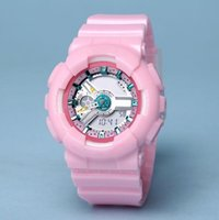 dama reloj deportivo al por mayor-GMW-B5000 reloj de cuarzo de alta calidad para bebés, reloj deportivo para damas G digital LED militar impermeable a prueba de golpes, todo trabajo