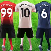 futbol formaları ekip takımları toptan satış-Üst 18 19 Mohamed Salah futbol Forması Futbol takımı futbol Gömlek Keita Futbol Forması 2018 19 camisetas de futbol Virgil Van Dijk Tops