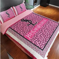 Wholesale lace bedding sets king size resale online - Brand Soft Comfortable Bed Comforters Sets Bright Color King Size Luxury Bedding Set Digital Printing Beddings Suits Hot Selling L1