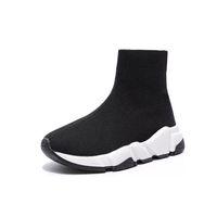 мальчиков молодежные носки оптовых-Детская обувь дизайнер Chaussures залить enfants носки, как обувь кроссовки малышей молодежи размер мальчиков обувь высокого качества Детская обувь унисекс