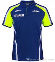 aaa camisetas venda por atacado-T-shirt Popular AAA + Novo design Ciclismo Roupa Stain-Tecido Cross-country Azul Anti-estático motocicleta de alta qualidade desgaste respirável Na venda