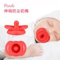 meme uçları oynamak toptan satış-Bebek emzik bebek uykulu silikon meme çocuk teleskopik meme oyun ağız bebek ürünleri! Dört stil, satın almak hoş geldiniz!