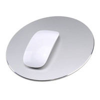Wholesale ship games pc resale online - Aluminum Metal Game anti slip Mouse Pad PC Computer Laptop Gaming Mousepad with one free gift to ship