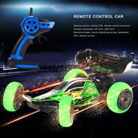 drahtloses steuerwagenspielzeug großhandel-2.4G Fernbedienung Drift Racing Car 1:32 Wireless wiederaufladbare Vier-Wege-Auto Spielzeug