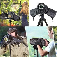 Wholesale boots camera resale online - General purpose Waterproof Rain Cover Camera Protector for And DSLR Cameras