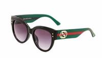blaue sonnenbrille für frauen großhandel-Blue Buffalo Horn Brille Herren Damen Sonnenbrille Für Markendesigner Randlos Schwarz Klare Linse Luxus Gold Metallrahmen Fall Lunettes