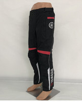 Wholesale racing trousers for sale - Group buy Winter YAMAHA New design Racing pants Zipper design for trouser leg Breathable High quality Sport pants Comfortable fabric