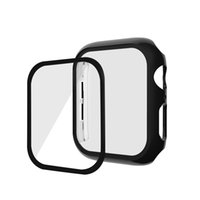 Wholesale film protect for sale – best For Apple Watch Series iWatch mm mm H Tempered Glass Film Full Screen Protector Protect Case Cover