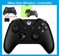 Wholesale bluetooth game controller for pc for sale - Group buy Wireless Game Controller For Xbox ONE S X Bluetooth Gamepad Joystick Computer PC Joypad For Xbox Slim Console With Retail Package