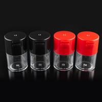 limoflaschen großhandel-Premium Pop Top Flasche Dry Herb Box Pillendose Fall Kräuterbehälter Luftdichte Aufbewahrungsbox Tabakpfeifen Stash Jar
