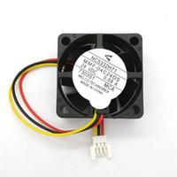 accionamiento inversor al por mayor-Nuevo ventilador Nidec Inverter original para Mitsubishi drive NC5332H71 MMF-04C24DS MCA 24V 0.09A 40 * 40 * 15MM