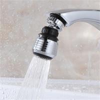 adaptador de cocina al por mayor-Cocina Grifo de agua Burbujeante Grifo de ahorro Aerador Difusor Filtro de grifo Cabezal de ducha Filtro de boquilla Conector Adaptador para baño