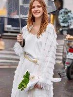 casacos de mulher quente venda por atacado-Europa e do cardigan borla vestido estilo quente vestido de grandes estaleiros casaco de inverno Outono mulheres Estados Unidos
