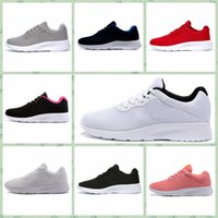 ingrosso colori scarpe da corsa uomini-Nike Tanjun 2019 Colori New London Olympic Scarpe da corsa per uomo Donna Sport London Olympic Shoes Donna Uomo Sneakers da ginnastica scarpe