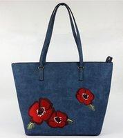 frauenbeutelhandgriff großhandel-Designer-Handtaschen Damen Top-Griff Cross Body Handtasche Large Size Purse Durable Leder Cowboy Tote Bag Damen Umhängetaschen