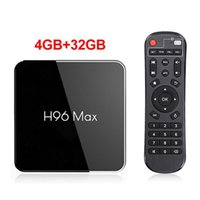 Wholesale H96 MAX X2 Android TV BOX Amlogic S905X2 GB GB GHz GHz Dual Wifi Bluetooth K Set top Box