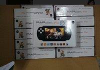romantik curl haare großhandel-PAP Gameta II-Handspielkonsolen Tragbare 64-Bit-Retro-Videospiel-Spieler in 16 GB Unterstützung TV-Ausgang MP3 MP4 MP5 Kamera
