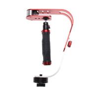 estabilizador para gopro venda por atacado-O estabilizador de câmera de vídeo OFICIAL ROXANT PRO para GoPro, Smartphone, Canon, Nikon - ou qualquer câmera de até 2,1 libras.
