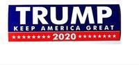 etiquetas da cor do carro venda por atacado-Um adesivo de carro Donald Trump Paster EUA Presidente Stickers Bumper Paper 2020 Eleição Geral Mais Cor Hot Vendas 2 5LS C1