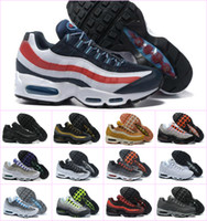 84085fae271 zapatos tenis baratos azul al por mayor-2019 Barato Nuevo Ultra 95 OG X  vigésimo