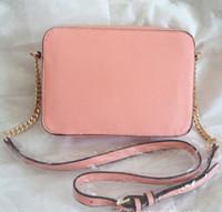 kızlar tasarımcı cüzdanları toptan satış-Kızlar Messenger çanta Bayan Lüks Tasarım Sırt Çantası Çanta için Sıcak Satış En Moda Lüks Tasarımcı Çanta MI / KO Sırt Çantası Tasarımcı çanta