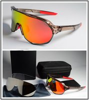 Wholesale bicycle glasses lens for sale - Group buy 2018 Brand NEW style Cycling Glasses Bicycle Cycling Sunglasses Suitable road mountain cycling changes it s colour lens fashion eyewear S2