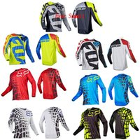 Wholesale cycling clothing sell for sale - Group buy Cycling clothing selling fast downhill clothing cross country motorcycle riding clothing long sleeve race speed clothes custom jer