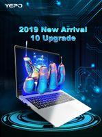 koç hdd toptan satış-YEPO Dizüstü Bilgisayar 15.6 inç 8 GB RAM DDR4 256 GB / 512 GB SSD 1 TB HDD intel J3455 Dört Çekirdekli Dizüstü Bilgisayarlar Ile FHD Ekran Ultrabook