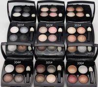 paleta de sombra de ojos venta al por mayor-6 UNIDS ENVÍO GRATIS de buena calidad Mejor Venta Mejor Venta MAKEUP Más reciente MAQUILLAJE 4 colores Mineralize EYE SHADOW palette