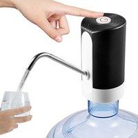 ingrosso pompa elettrica di pressione dell'acqua-Erogatore automatico dell'acqua potabile del secchio di pompaggio di acqua astuta ricaricabile della casa Pompa idraulica di aspirazione di pressione elettrica