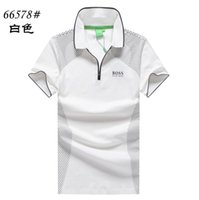 Wholesale boys polo long shirt for sale - Group buy 2019 Poloshirt Solid Men Luxury Polo Shirts short Sleeve Men s grid Top Cotton Polos For Boys Brand Designer Polo