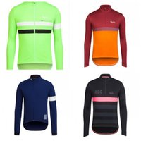 Wholesale cycle jerseys sale resale online - Outdoor Top Jacket Cycling Jersey Bike Sports Loose Coat Resistant Multi Color Lovers Couple Bardian Fashion Hot Sale qxf1