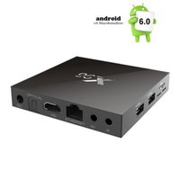 Wholesale android tv box miracast resale online - X96 K Smart TV BOX Android Amlogic S905X Quad Core H Media Player Marshmallow Mini PC GHz Wifi Miracast Airplay DLNA