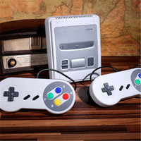Wholesale portable tv for video games resale online - New Arrival Nes Mini TV game console controllers Portable Game Players Console Video Handheld For NES Games Consoles