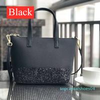Wholesale sparkling glitter handbags resale online - New Fashion Women Luxury Designer Big Bags Glitter Small Crossbody Wallets Credit Card Holder Woman Wallet Sparkle Purses Handbag at04