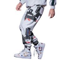 мешковатые штаны оптовых-Bormandick Mens causal Pants Solid Baggy Loose Elastic Pants Sweatpants Casual Trousers Hip Hop Track KXP1812-60
