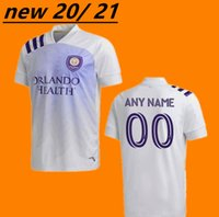 Wholesale orlando soccer jersey for sale - Group buy NEW Thailand Quality orlando Soccer Jersey city NANI DWYER Football jerseys Shirt JOHNSON uniform Size S XXL