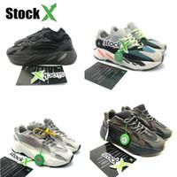 Großhandel Adidas Boost Nike Air Max Supreme PW Adidas Hu NMD Yeezy Vans Großhandel Human Race Hu Trail Laufschuhe Männer Frauen Pharrell Williams