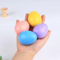 Holzeier Kind Spielzeug Lernspielzeug Hölzerne Eier Holzspielzeug Lebensmittel Baby