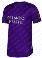 orlando city achat en gros de-Thai Orlando ville maillots de football SC KAKA SPECTOR SHEA MLS Ciudad de orlando Camiseta de futbo maillots de football