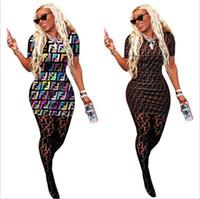 vestido da camisa do chiffon da forma venda por atacado-2019 Novo Designer de Verão Da Marca Das Senhoras Treino Meninas T-shirt Ternos de Saia Moda Casual Roupas Femininas Carta de Impressão Tees Shorts Vestido Define